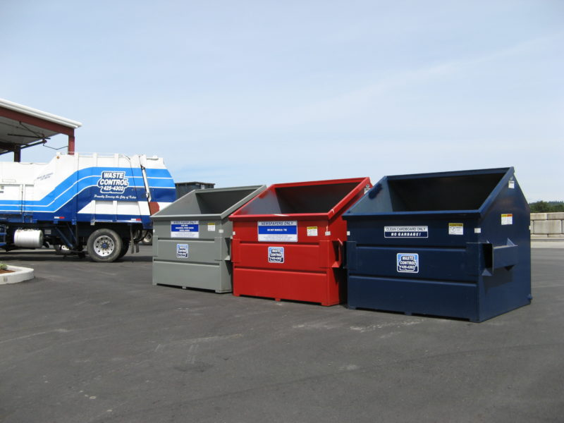 Recycling – Waste Control Recycling